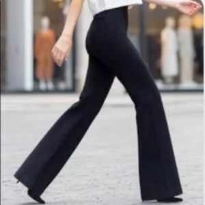 Spanx Go With The Flow Wide Leg Shaper Pants Flowy
